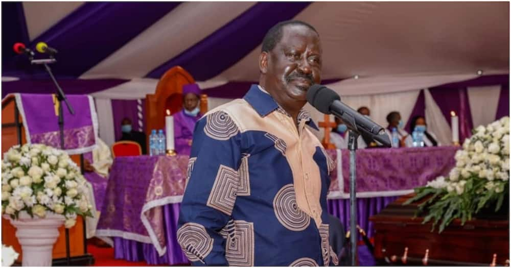 Former prime minister Raila Odinga appointed advisory Board member to African Green Infrastructure Investment Bank.