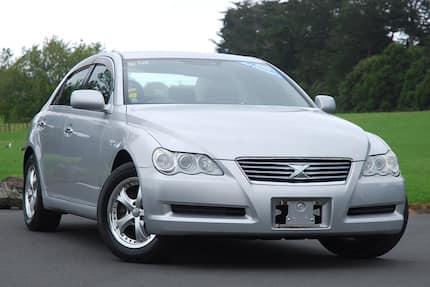 The popular Daktari Nyuki recovers a latest model Toyota Mark X in Laikipia County