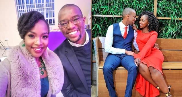 Mkewe mtangazaji Wahiga Mwaura, Joyce Omondi aondoka Switch TV