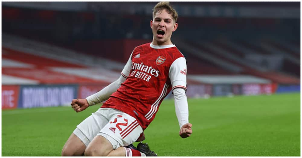 Smith Rowe: Arsenal plan to reward youngster after inspiring Gunners' revival