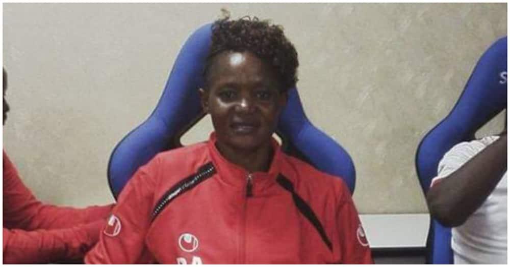 Aliyekuwa mlinda lango wa Harambee Starlets, Rosemary Aluoch aaga dunia