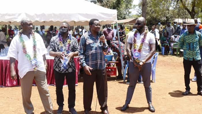 ODM Leaders Change Tune, Claim They Have Confidence in IEBC