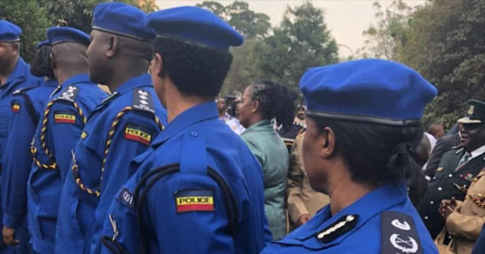 National Police Service.