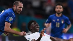 Italy Defender Says He Cursed Bukayo Saka as Youngster Took England's Decisive Penalty in Euro 2020