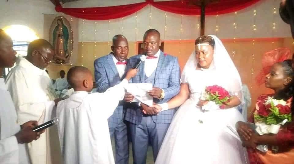 Kuria West MP Mathias Robi finally weds gorgeous lover in breathtaking ceremony
