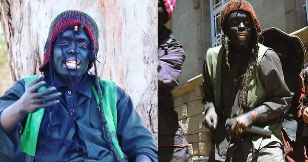 Meet Safara Gathimiti, the Street Kid Who Sings Gospel Music ▷ Tuko.co.ke