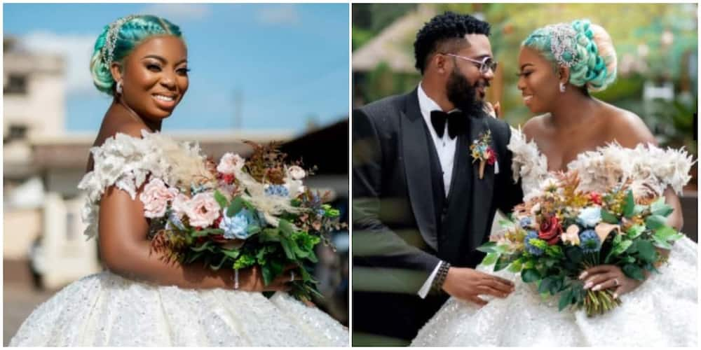 Photos of Destiny and Kinglsey impressed many people on social media.