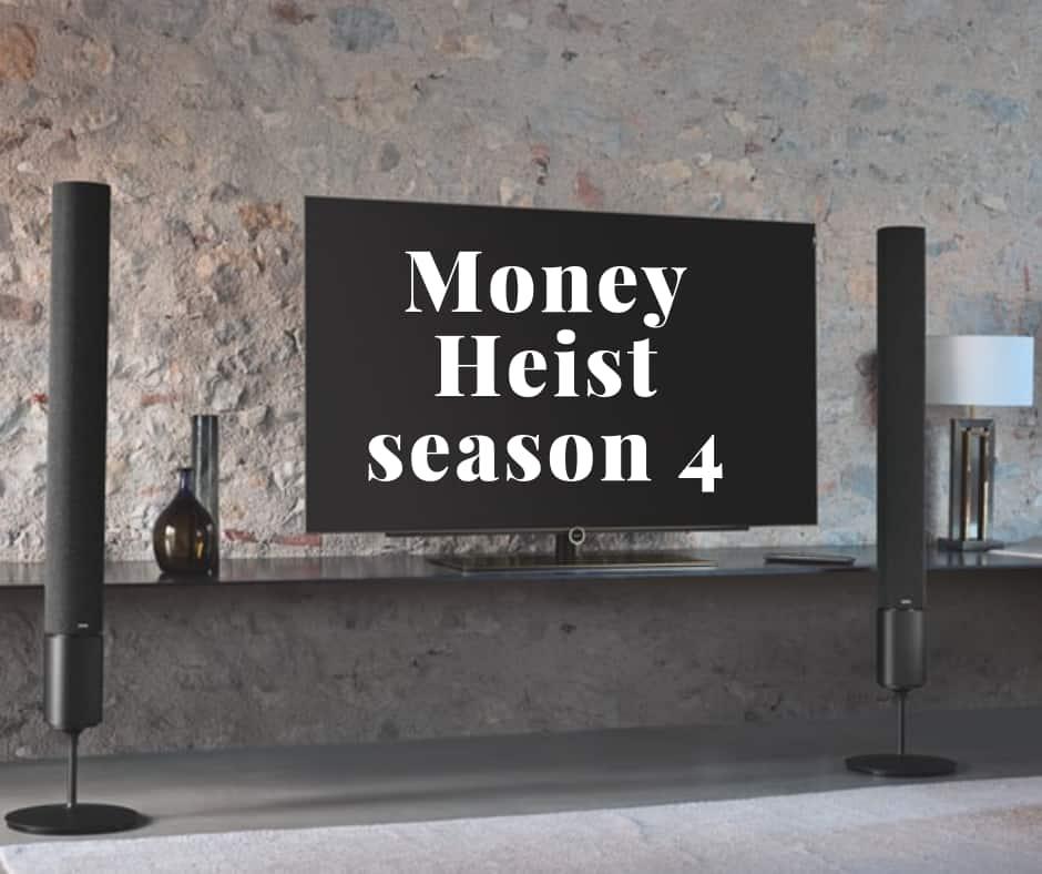 Money Heist Part 4 - #GolfClub