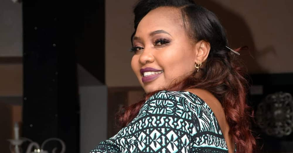 Mali ya wenyewe: Milicent Omanga's hilarious response to fan who asked to date her