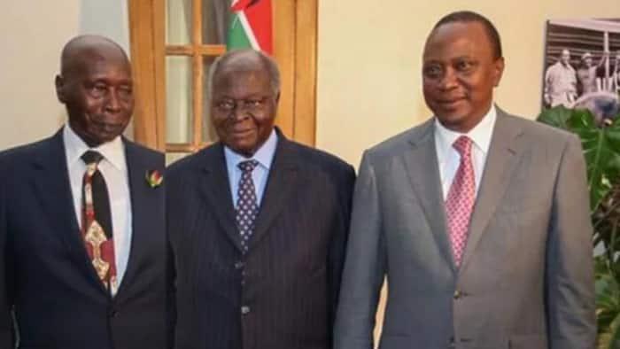 Father of the nation: Kenyans vote Mwai Kibaki Kenya's best ever president