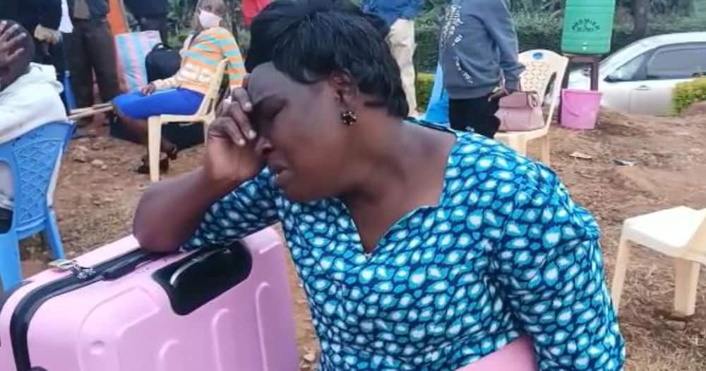 Mama Alia kwa Uchungu Nafasi ya Bintiye Kujiunga na Shule ya Mugoiri Kuibwa