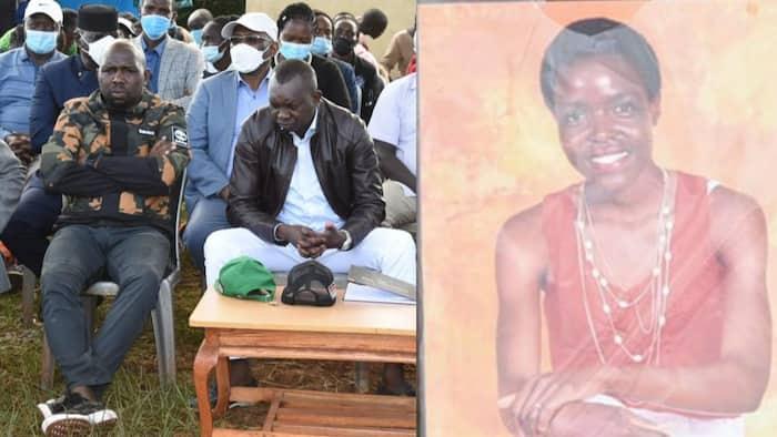 Murkomen, Oscar Sudi Watembelea Familia ya Mwanariadha Aliyeuawa Agnes Tirop