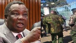 Francis Atwoli Akashifu Kuondolewa kwa Walinzi wa DP Ruto