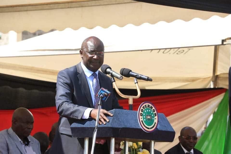 Bungoma governor Wangamati authorises drinking of busaa during festive season