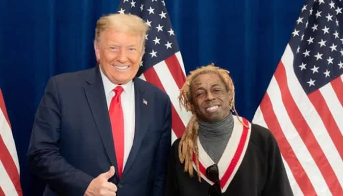 Lil Wayne to get presidential pardon after Donald Trump's endorsement