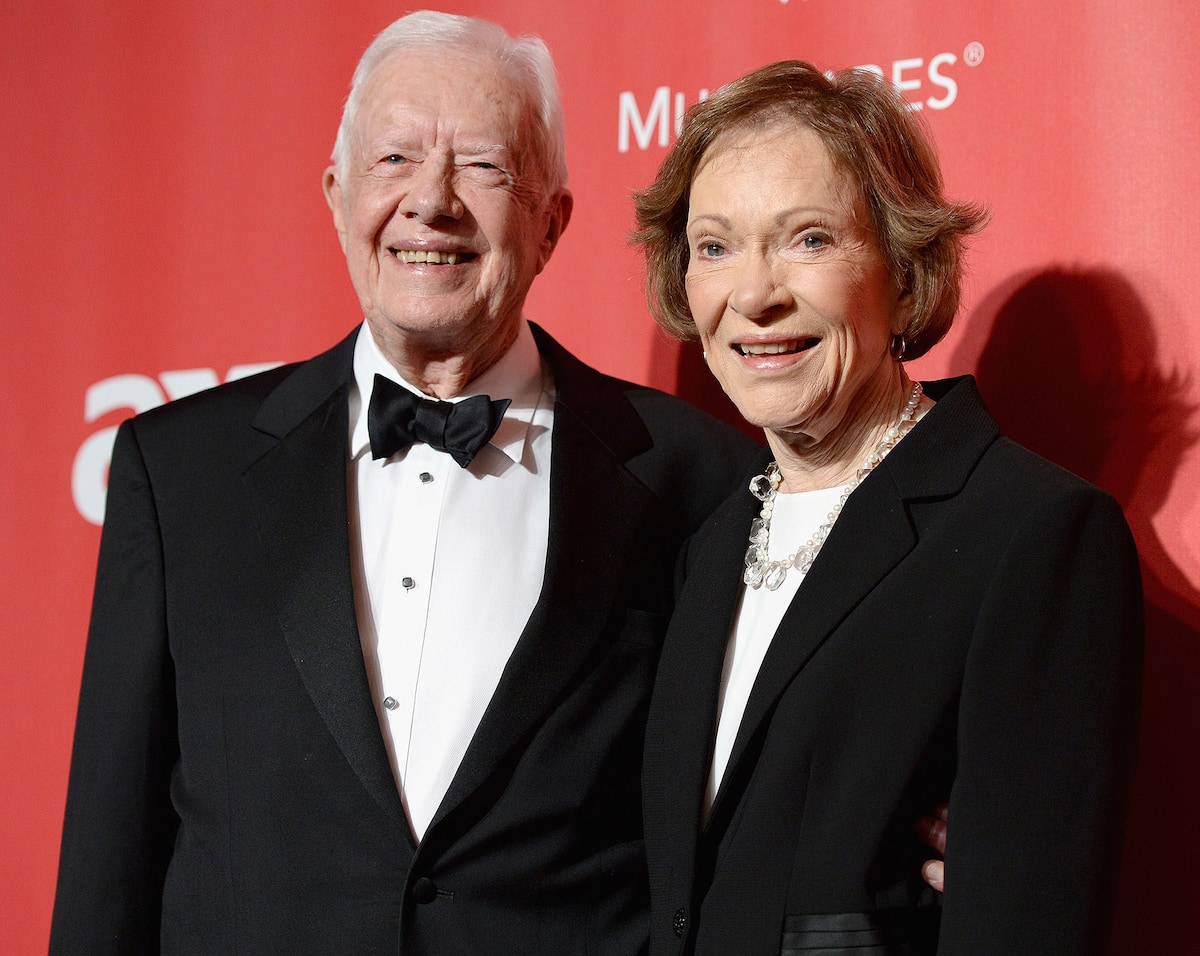 US oldest living president Jimmy Carter says belief in Jesus has helped him, wife live longer