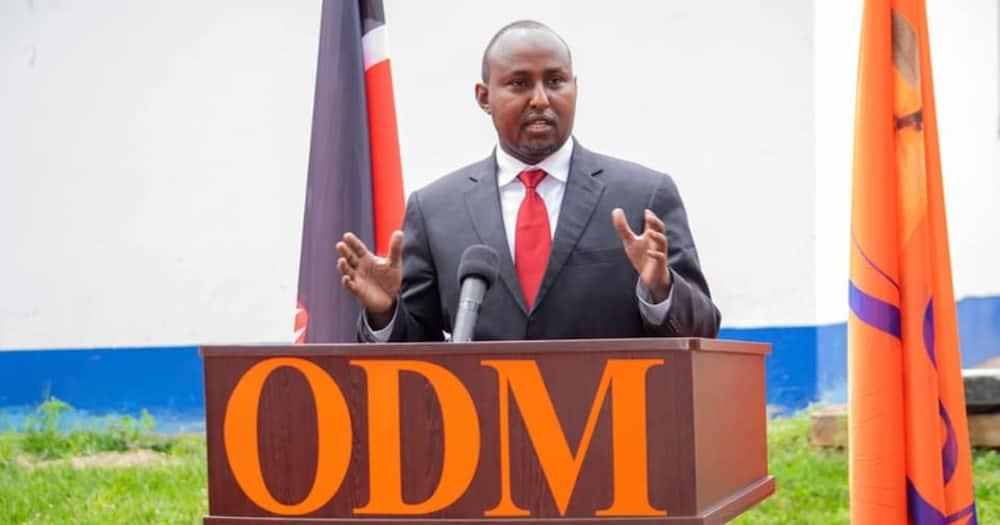 Fukuza Ruto, Chama cha ODM Chamshauri Rais Uhuru Kenyatta