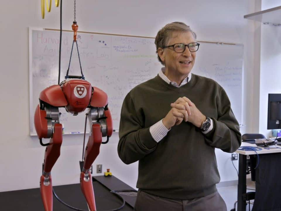 Bill Gates rubbishes theories claiming he created COVID-19 to profiteer from pandemic