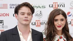 Charlie Heaton and Natalia Dyer relationship timeline and latest updates