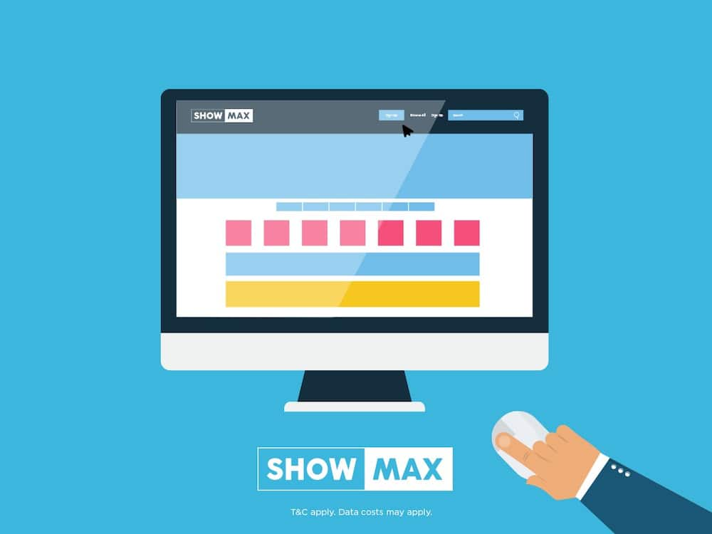 Showmax app for PC