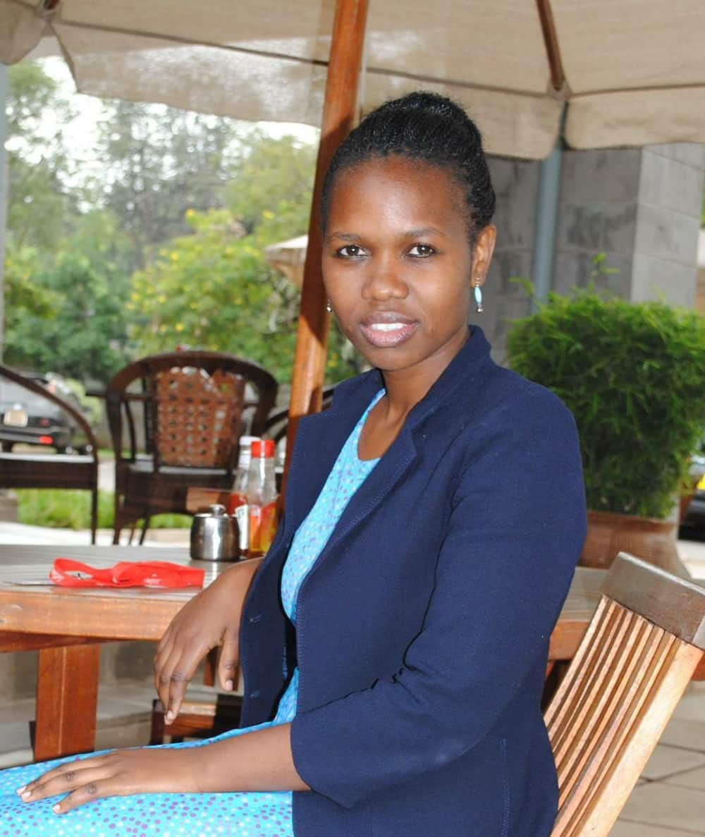 Dorcas Wangira bio