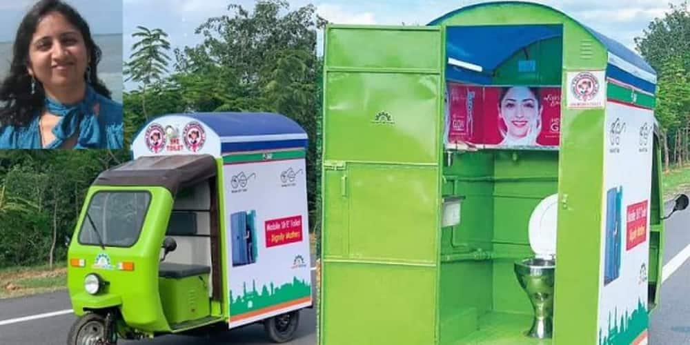 Mobile She Toilet