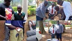 Busia boy, 16, walks 87km to join Form One in Maseno School