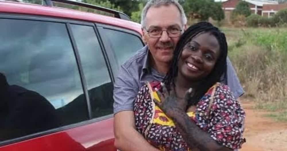 Nyota Ndogo warns against referring to her hubby as mzungu, says its discriminative