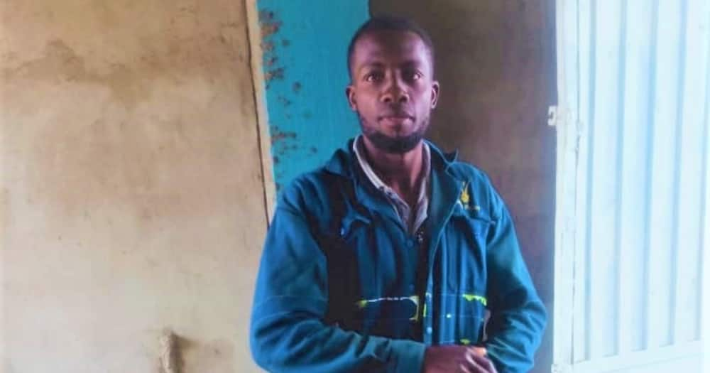 The Kenya Power employee was born in Vihiga county in 1991. Photo: KPLC.