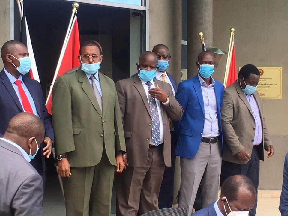 Jubilee yaingiza boxi vyama vya Wiper na CCM