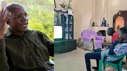 Kenyans Praise Boni Khalwale for Having Simple, Humble Sitting Room Despite Being Powerful Politician