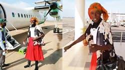 Mtumba Man: Viral Cross Dressing Kisumu Hawker Flown to Nairobi, Lands Brand Ambassador Deal
