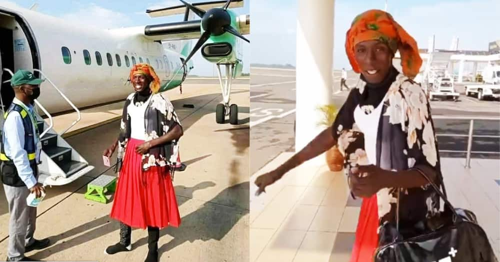 Mayau Dreamchaser also goes by the name of Mtumba Man.