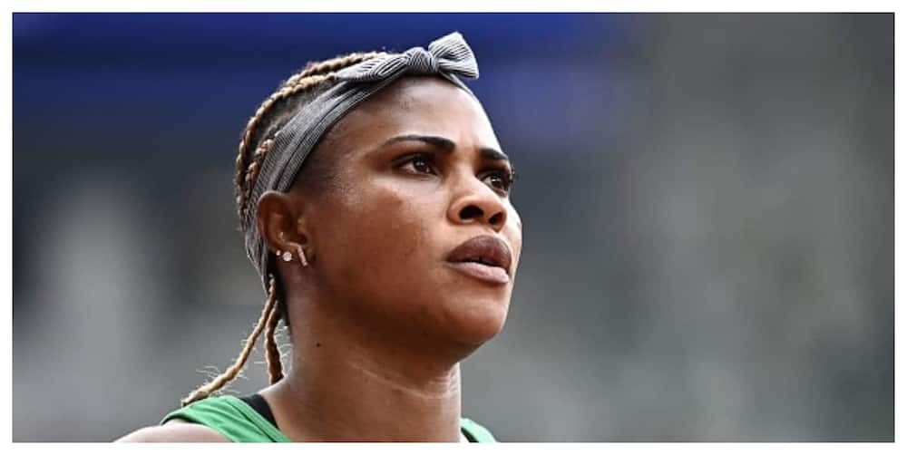 Another Nigerian medal hopeful gets disqualified from Olympics after results of tests returned positive