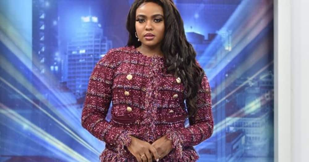 Anne Kiguta boldly differs with K24 management over cancellation of Ndindi Nyoro's interview on air
