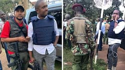 Politician Steve Mbogo gives details about intimidating firearm he carried to DusitD2 during attack