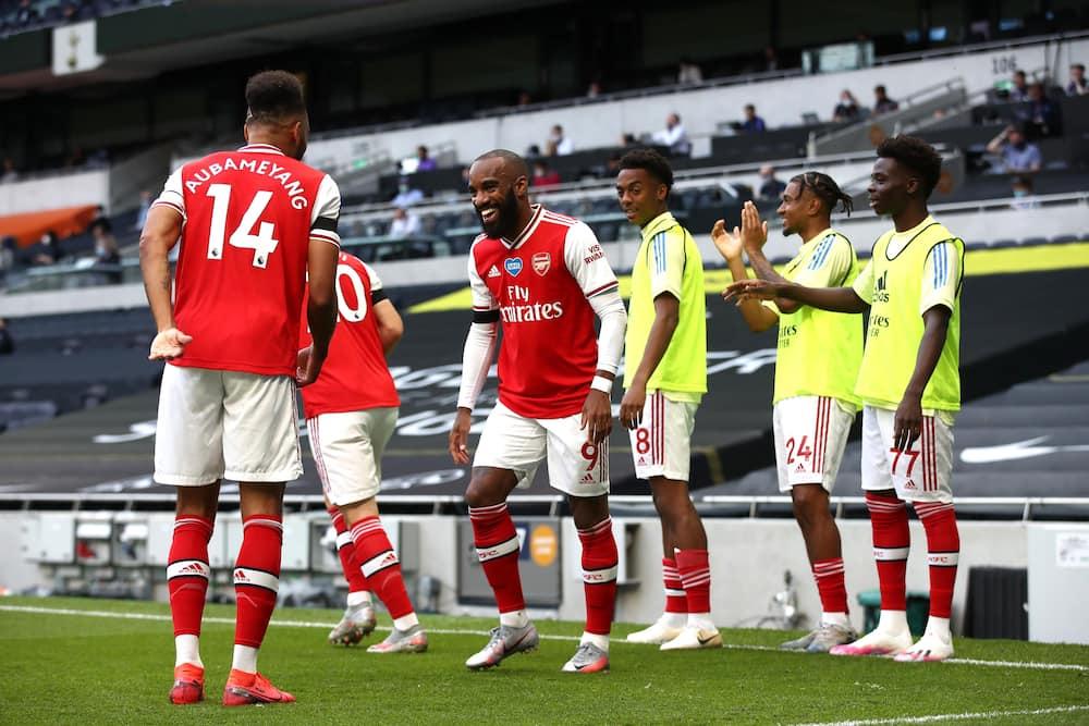 Tottenham vs Arsenal: Spurs yaipa Gunners kichapo cha 2-1 nyumbani