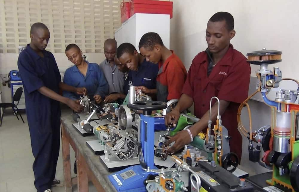Kenya Coast National Polytechnic: courses offered and fees payable