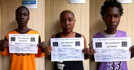 Police bust M-Pesa fraudsters with 40 national IDs