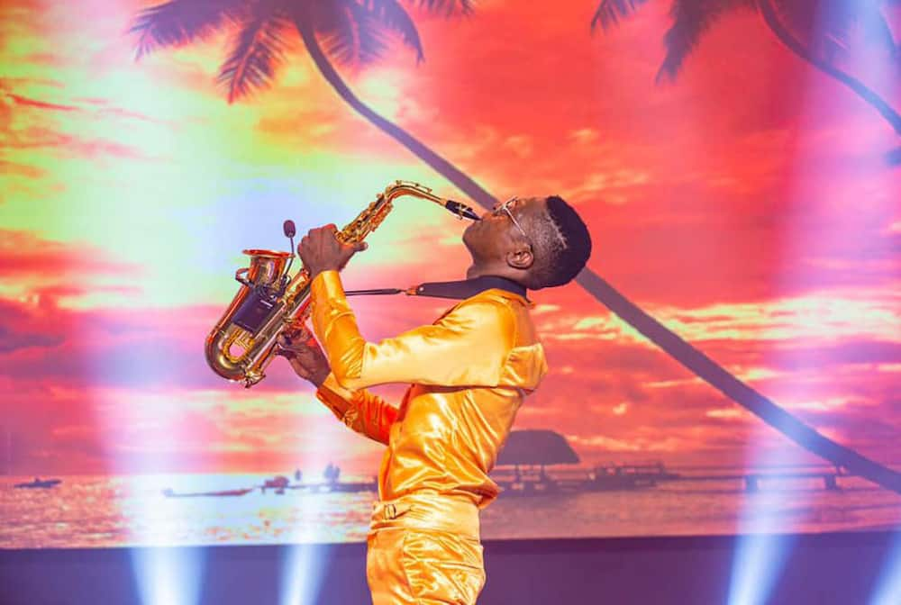 Jose Chameleone honours Bobi Wine by performing politician's song