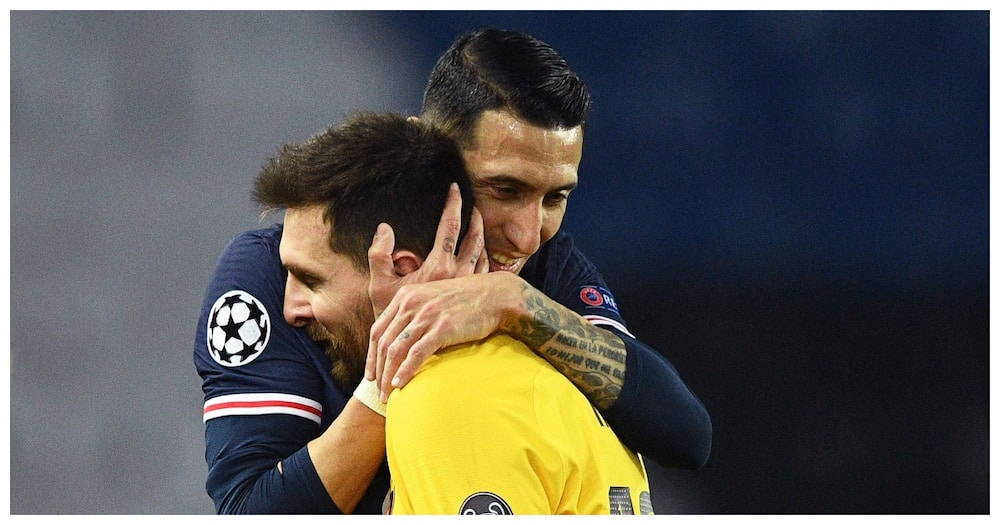 Champions League: PSG hold off spirited Barcelona to advance to quarter finals