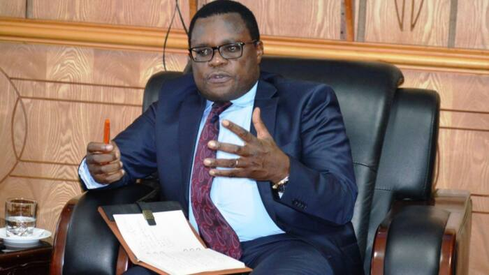 Spika Ken Lusaka Amezea Mate kiti cha Ugavana Bungoma 2022