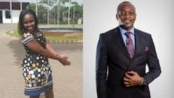 Welcome home: Linda Oguttu, Kenyans congratulate Ken Mijungu after joining KTN