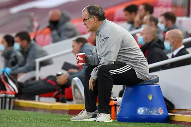 Marcelo Bielsa: Why Leeds United boss prefers to sit on a bucket during games