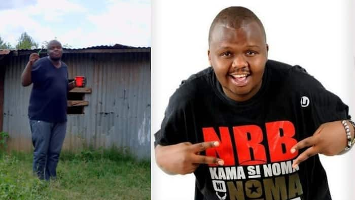 Mejja Thrilled by White Fans' Failed Attempt at Singing His Popular Song Tabia Za Wakenya