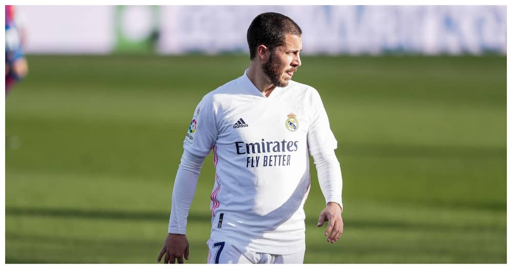 Eden Hazard: Chelsea legend says Belgian should have joined Real Madrid immediately Cristiano left