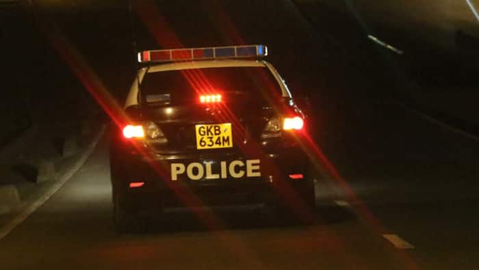 Nairobi: DCI Sleuths Nab 2 Pair of Naked Couples after High Octane Car Chase at Night