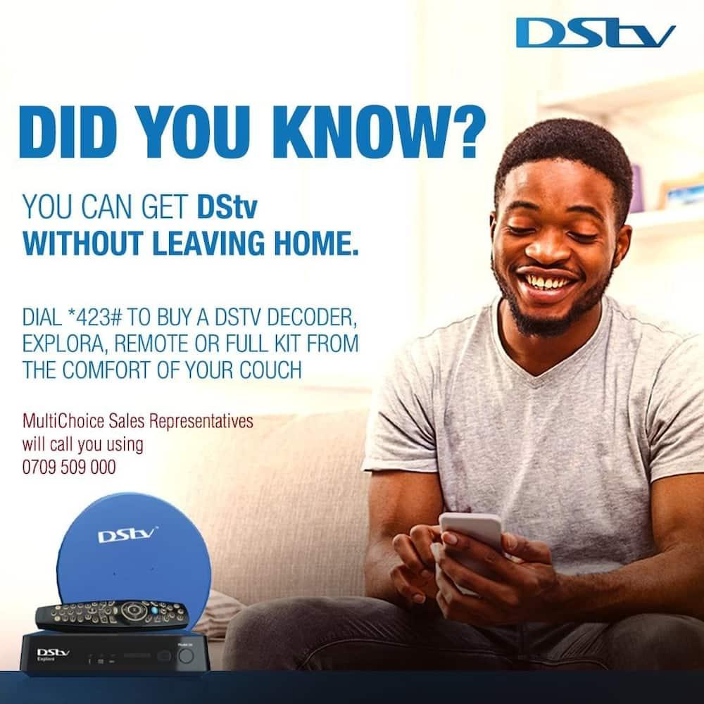 DStv prices in Kenya