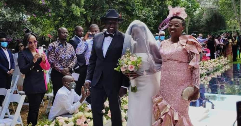 June Weds Alex: 5 Lovely Photos from William Ruto's Daughter's Grand Wedding