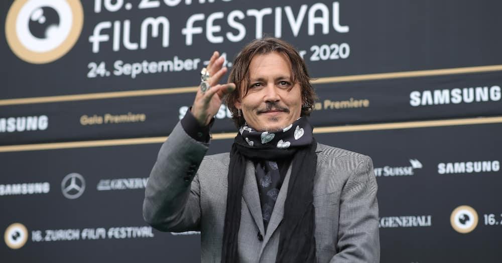 Intruder Takes Shower, Drinks Alcohol in Johnny Depp's Hollywood Mansion